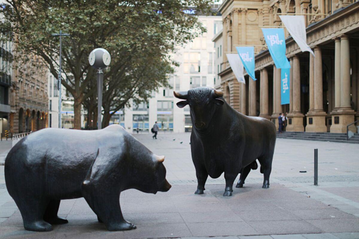 Bitcoin bull and bear markets
