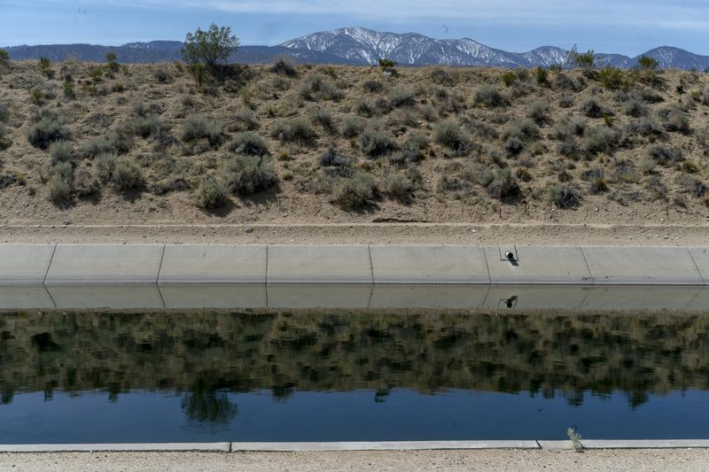 California Reservoirs Are Half-Empty, Recalling Historic Drought
