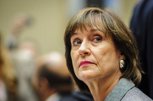 Former IRS Official Lois Lerner