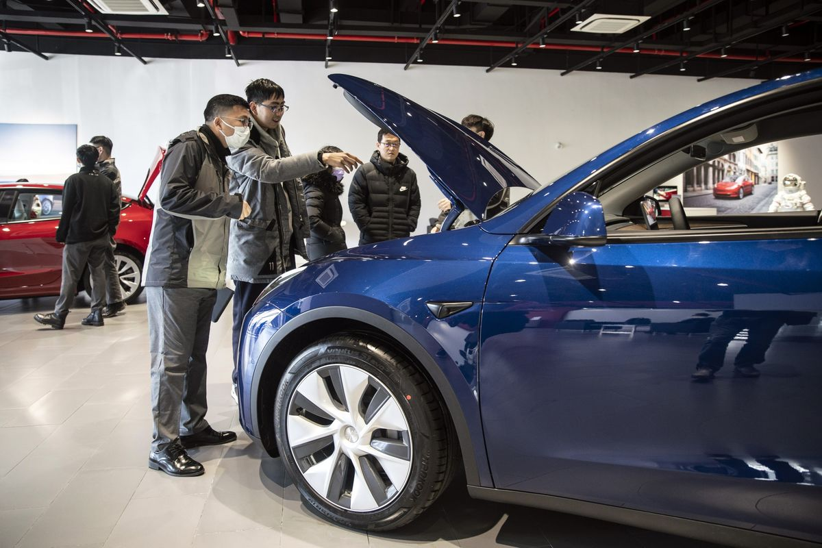 Tesla China Deliveries Surge 29% in May After April Slump