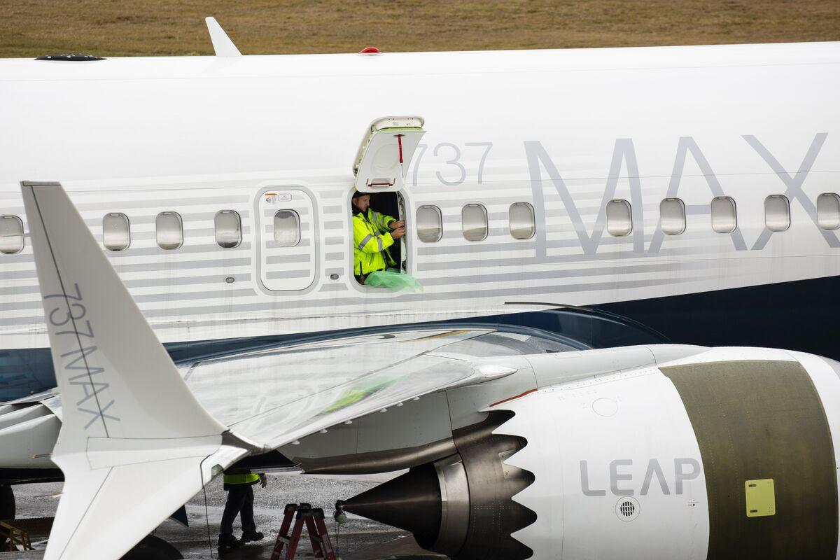 Aviation CEOs Warn of Europe-U S  Split on Boeing 737 Max