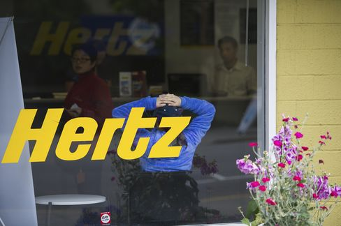 Hertz's Dollar Buyout Delays High-Grade Goals