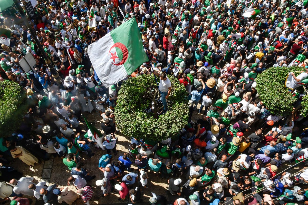 Algeria Sets Election for December in Bid to Quell Protests
