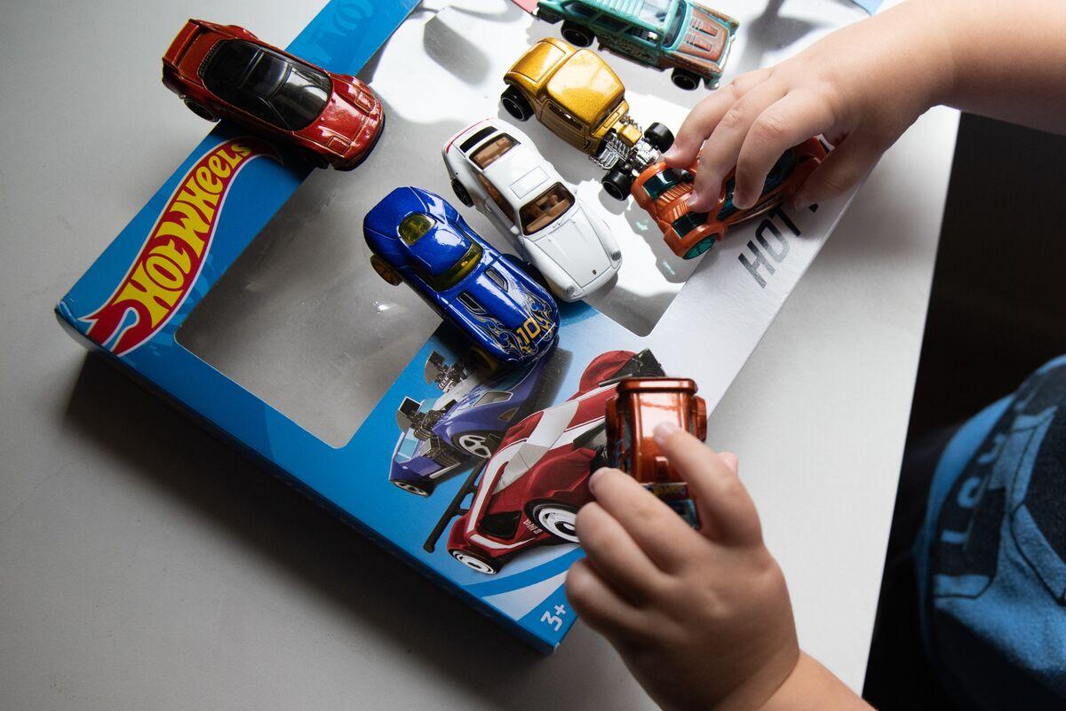 Mattel Soars After Toy Demand Helps Earnings Smash Estimates