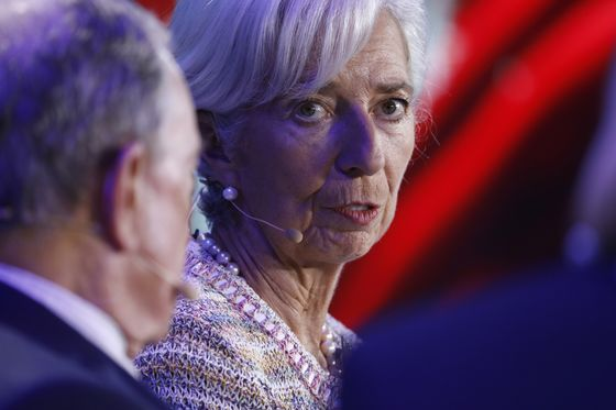 'Imperative' to Push Women to Top of Companies, Says IMF's Lagarde
