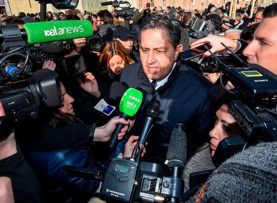 BlackRock Drops Rescue of Italian Lender