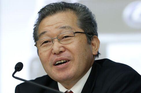 Toyota Senior Managing Officer Takahiko Ijichi