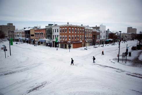 College Towns Draw Residents, Census Finds