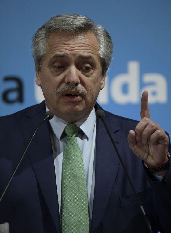 Argentina Orders 'Exceptional' Lockdown in Bid to Stem Virus