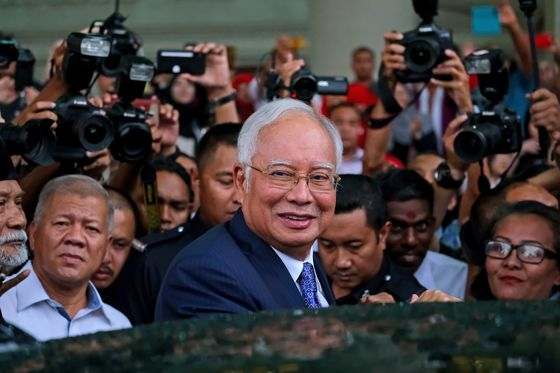 Former Malaysia Prime Minister Backed Loan That Broke Pension Fund's Rules