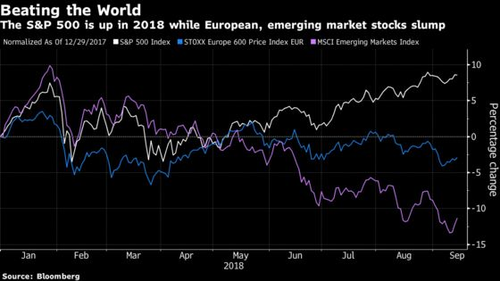 Evercore Says World-Beating S&P 500 Index Headed for New Highs