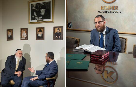 Kosher Crisis Hits $19 Billion Market With Rabbis Stuck at Home