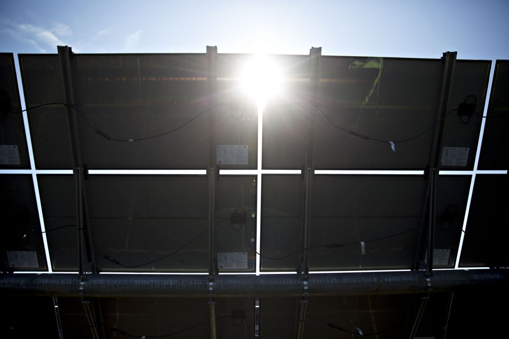 The Silicon Ranch Corp. And Dominion Energy Inc. Solar Farms As Oil Giants Invest In Renewables