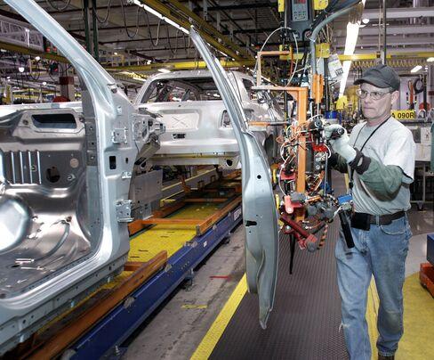 GM Lansing Delta Township Assembly Plant