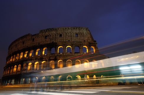 Italy Enters Debt-Crisis Crosshairs After Spain Bank Rescue