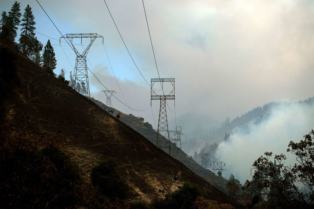 PG&E Retiring the Power Line That Sparked Deadly Camp Fire