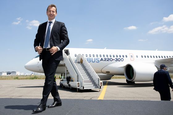 Airbus Gets a New Boss, Who Inherits All of the Old Problems