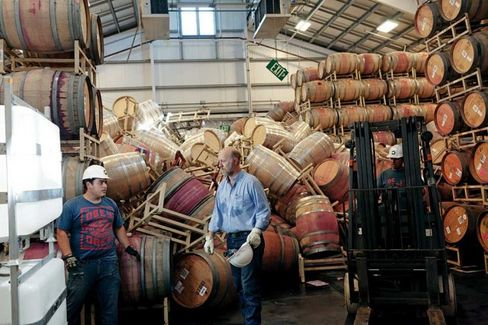 A Quake Reminds Napa Winemakers of California's Faults