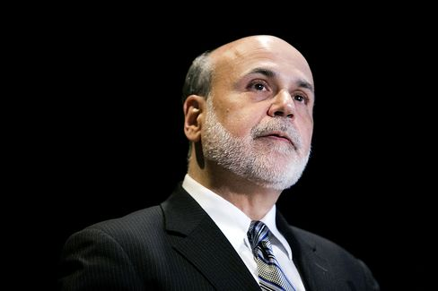 Retired Bernanke Harbors Regret on Main Street's View of Bailout
