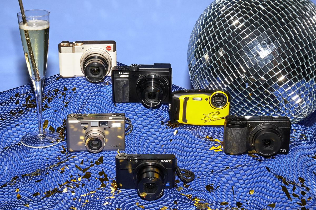 The Unlikely Renaissance of the Point-and-Shoot Camera