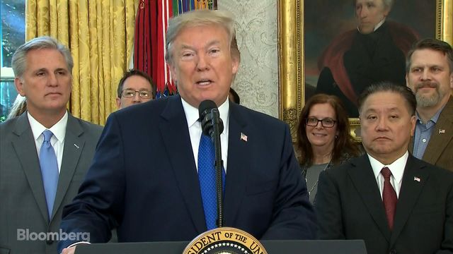 Trump Says Broadcom Is Moving Headquarters to U.S. From Singapore