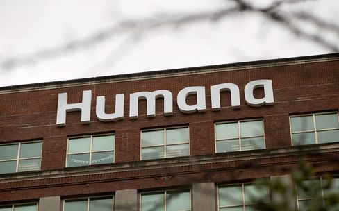 Humana Falls Most Since November on Medicare Advantage Rates