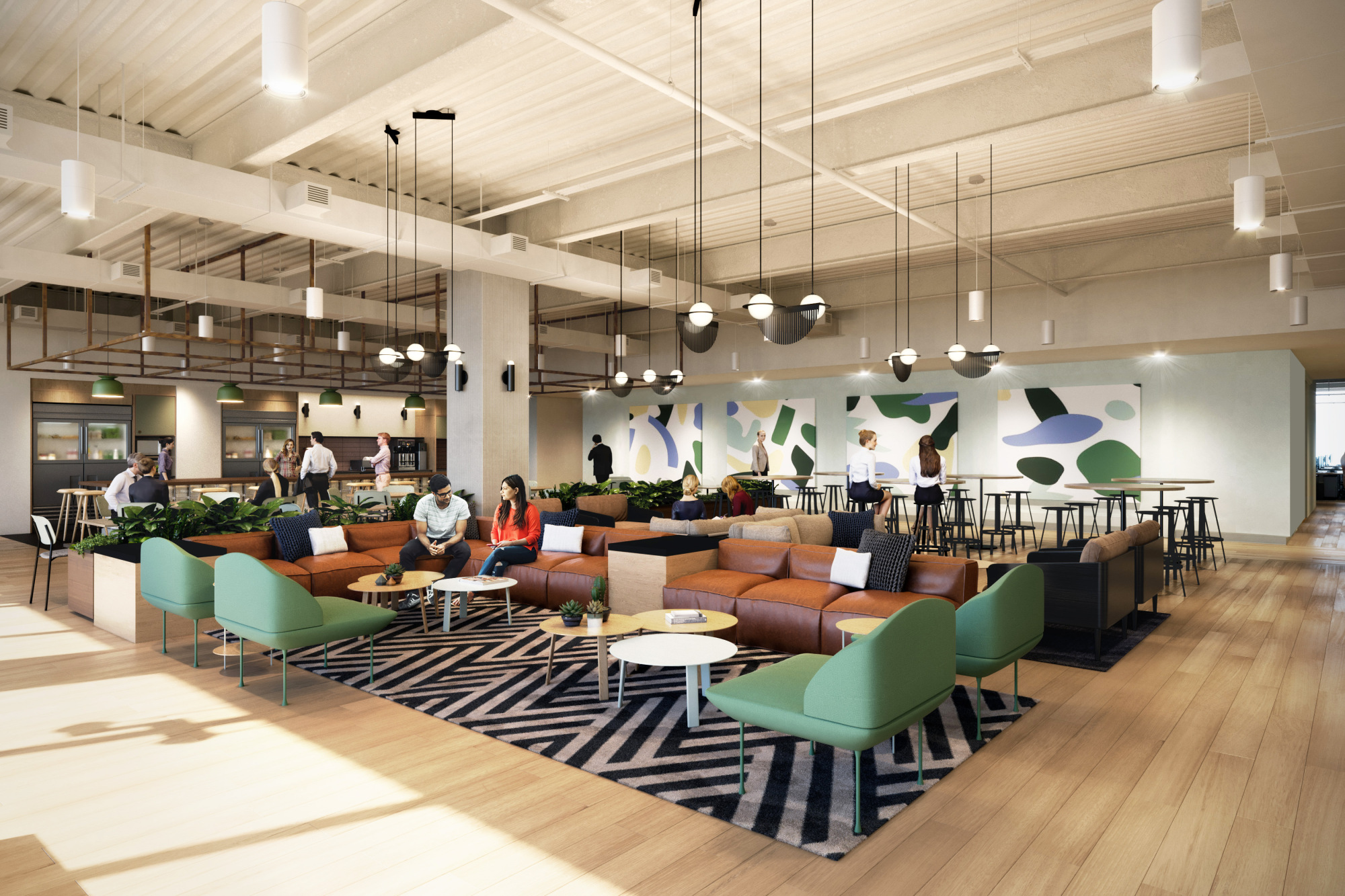Wework will renovate ubs office in its biggest design deal bloomberg