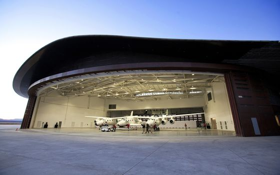 Virgin Galactic Has New COO, a New Ship and a Surging Stock