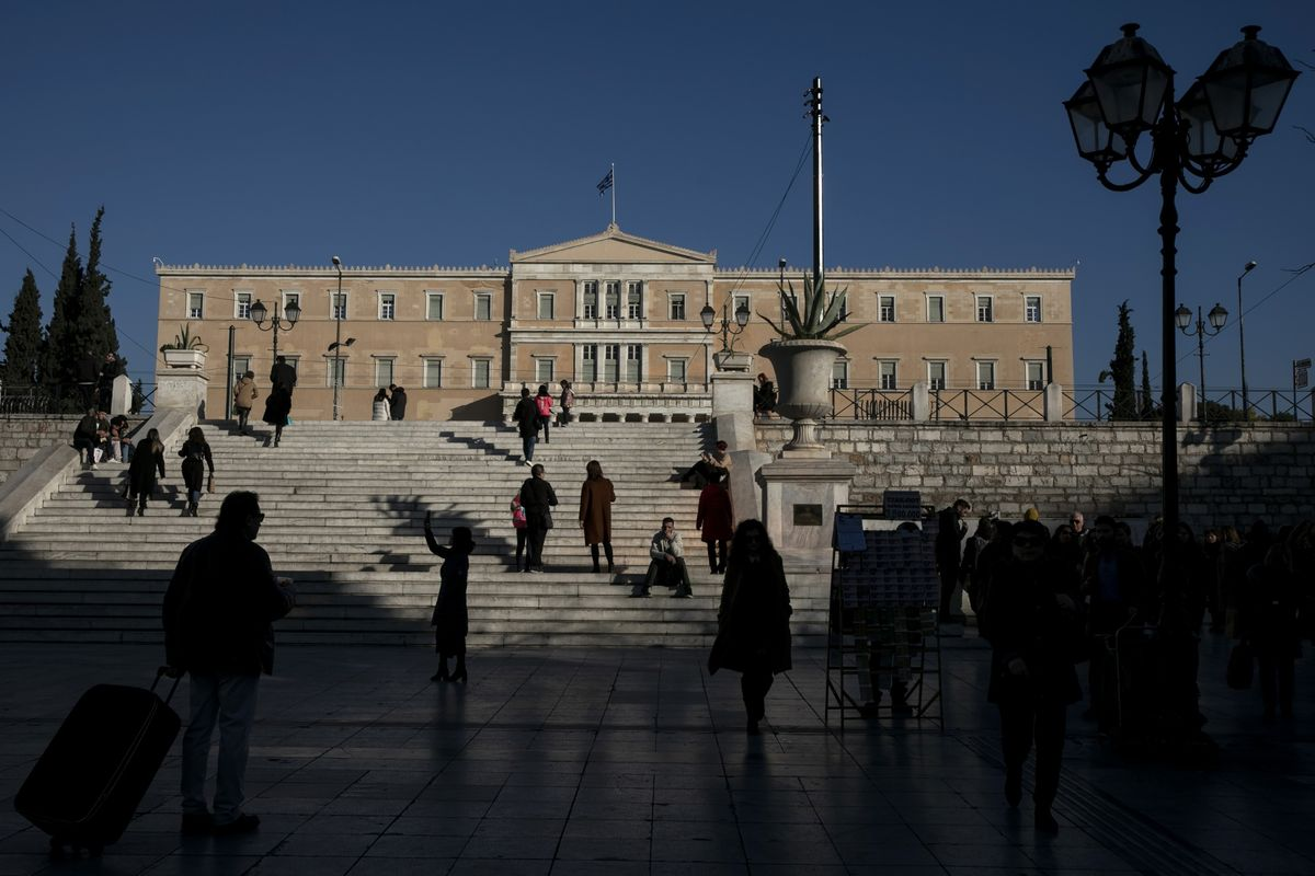 'Anything Is Possible': Enter the World of Sub-Zero Greek Debt