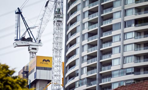 Mirvac Said to Consider Making Offer for Australand Property
