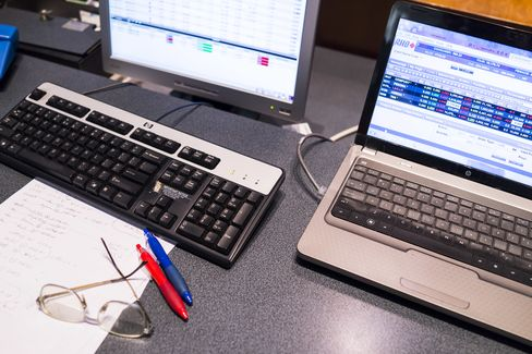 Trader's Desk