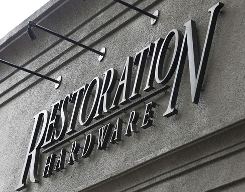 Restoration Hardware Said to Price Shares in IPO at Top of Range