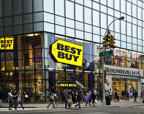 Best Buy Said to Resume Talks With Schulze on Due Diligence