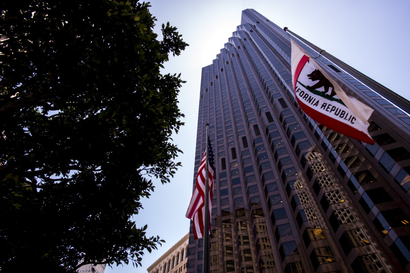 Record San Francisco Technology Demand Hits Largest Banking Tower
