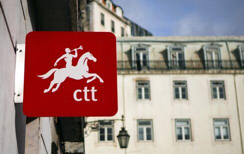 A CTT-Correios de Portugal post office