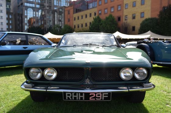 The Obscure Italian Classic Car Going Gangbusters During Covid