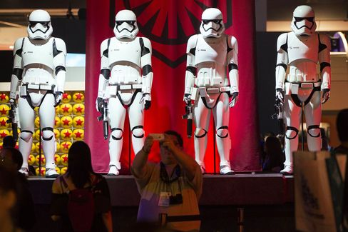 Inside The D23 Expo 2015