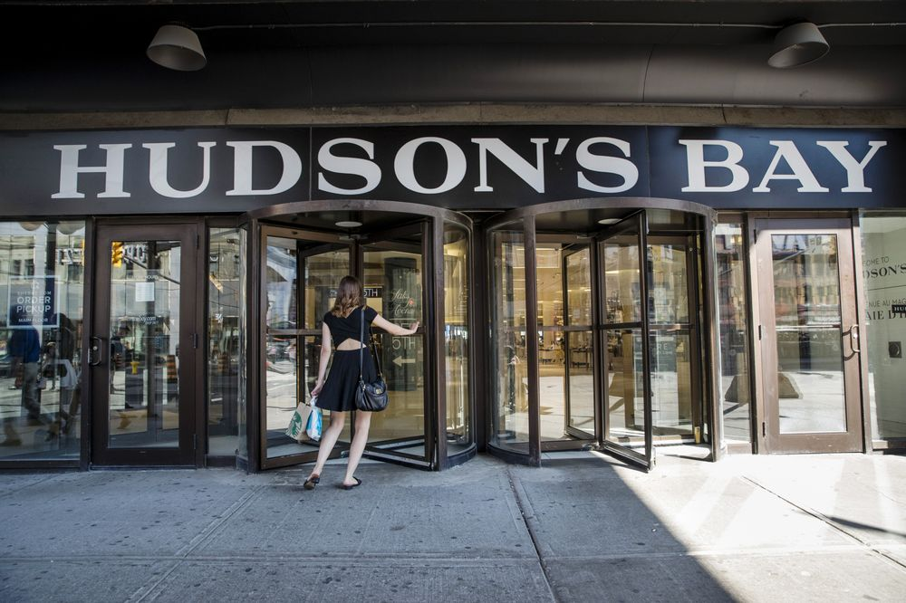 Hudson S Bay.Hudson S Bay Leads Canadian Stocks To Highest In Three Weeks