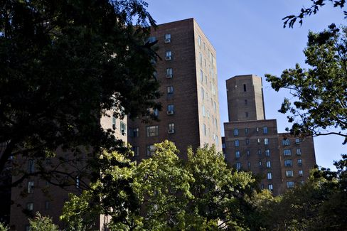 Buildings in the Stuyvesant Town-Peter Cooper Village