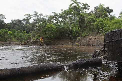 A Possible Overture From Ecuador in the Chevron Pollution Mess