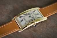 relates to Cartier's New Tank Cintrée Is an Homage 100 Years in the Making