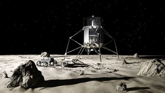 Musk's SpaceX Lands New Japanese Client for Lunar Rover Mission