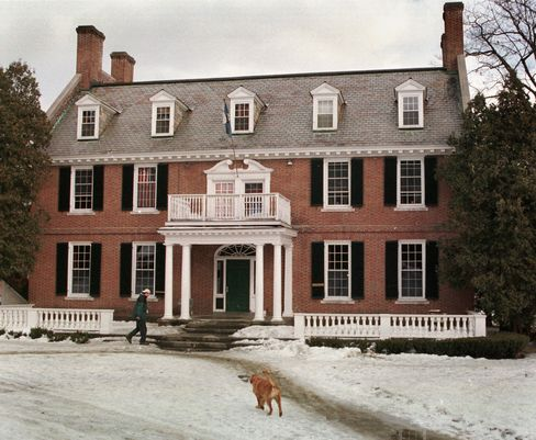 Alpha Delta Fraternity at Dartmouth College