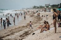 Beaches Reopen In Palm Beach County