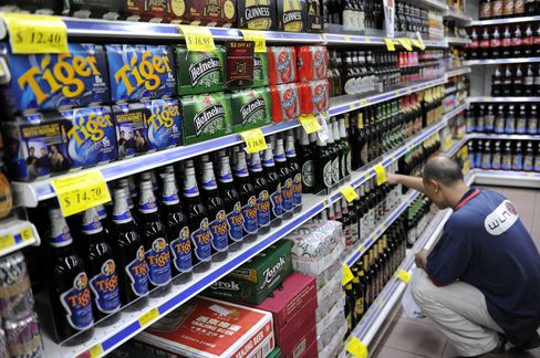 Oversea-Chinese Banking Gets Offer for Beverage, Brewery Stakes