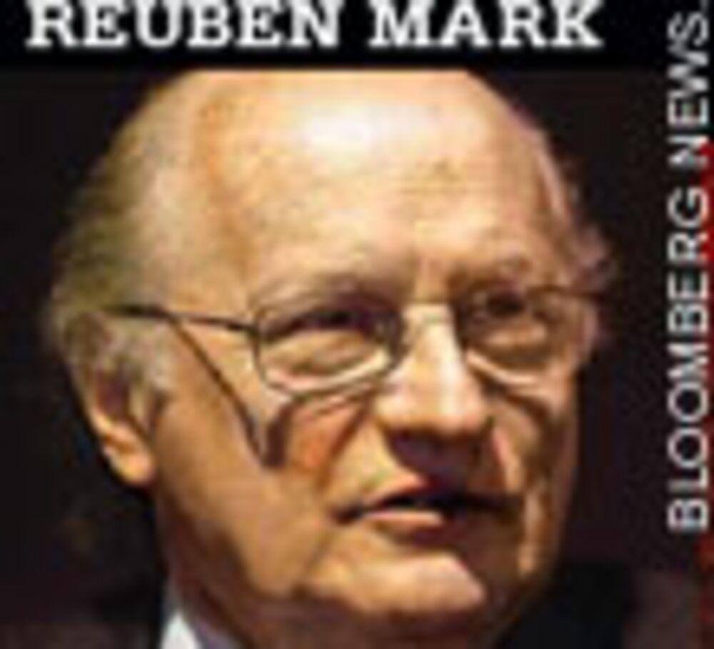 reuben mark colgate