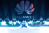 Huawei Technologies Co. Executives Speak At 5G Event
