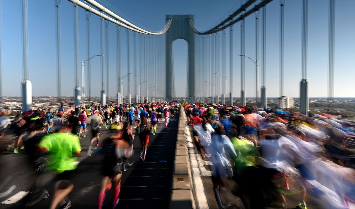 Marathon Runners Are Sweating Over Future of 2021 Races thumbnail