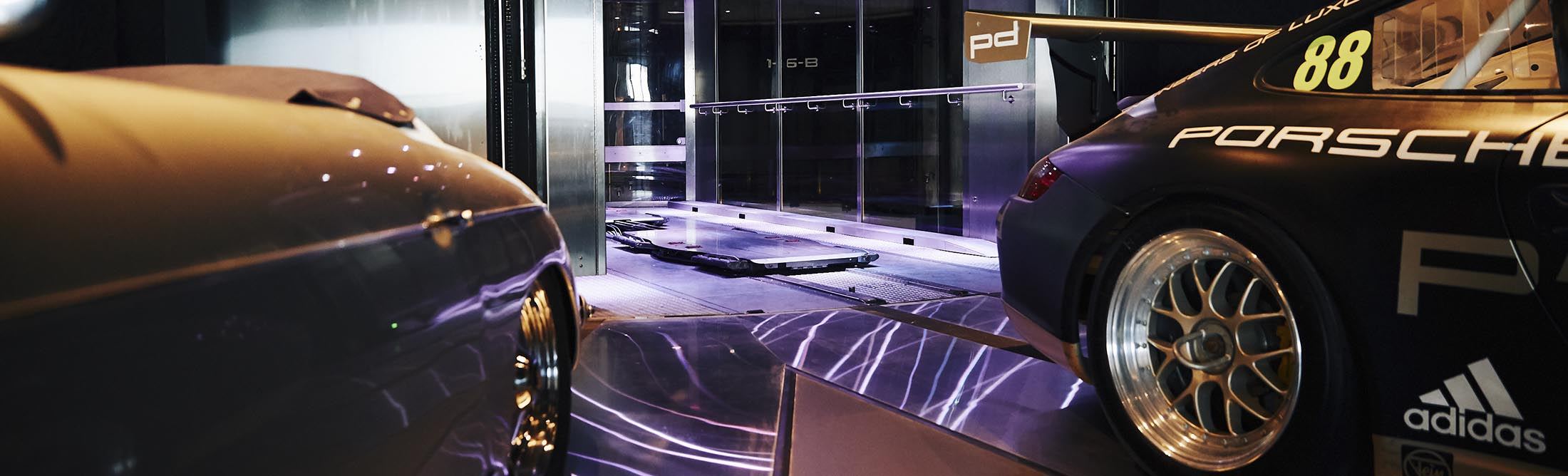 See What It's Like to Live Inside a Porsche-Branded Skyscraper