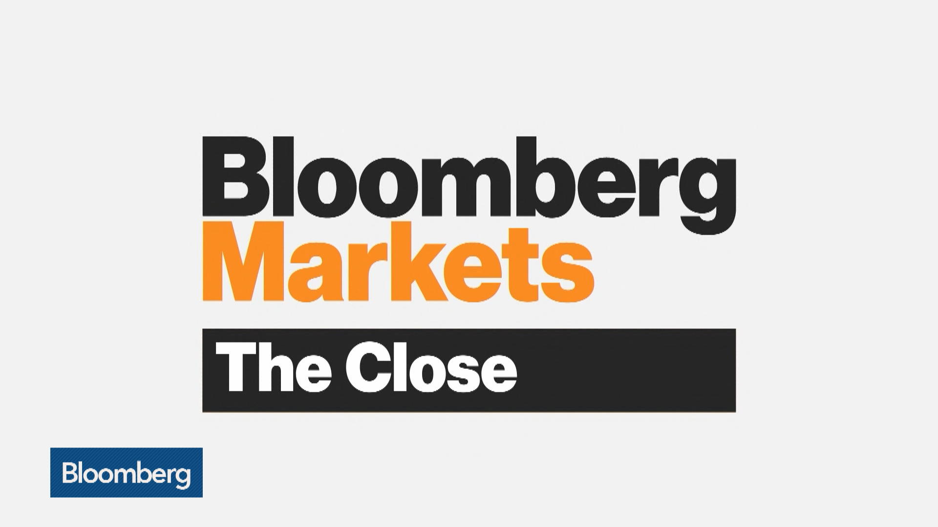 Bloomberg Markets: The Close' Full Show (09/05/2019) - Bloomberg